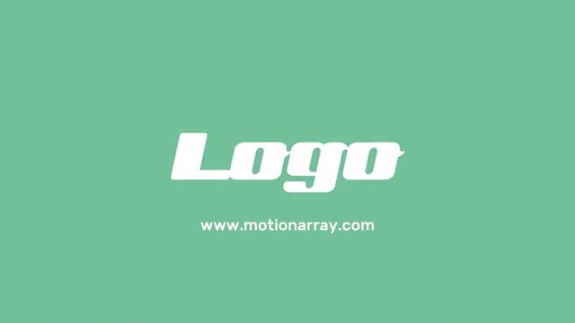 Modern Minimal Logo: Premiere Pro Templates