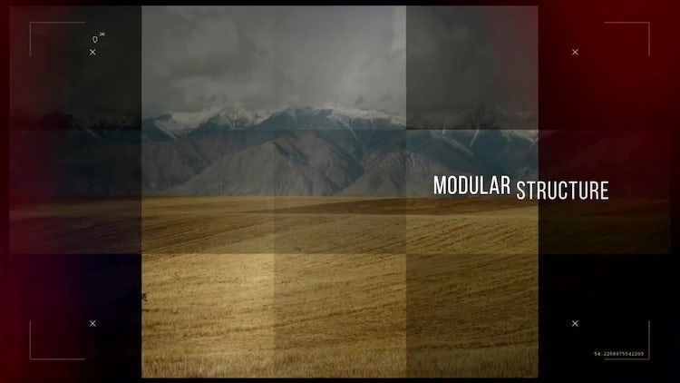 The Grid Slideshow: After Effects Templates