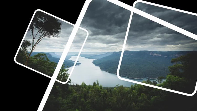 7 Minimal Transition: After Effects Templates