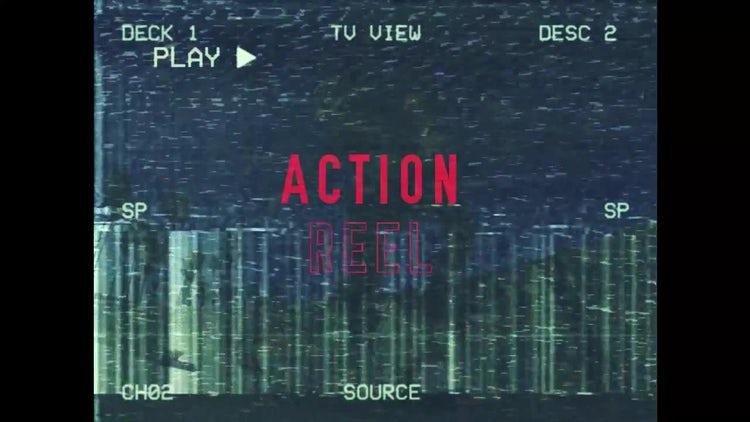 Retrowave Promo: Premiere Pro Templates