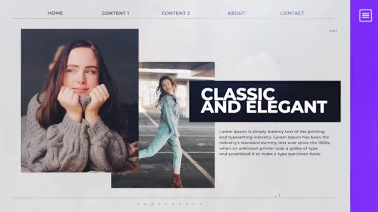 Minimalistic Corporate: Premiere Pro Templates
