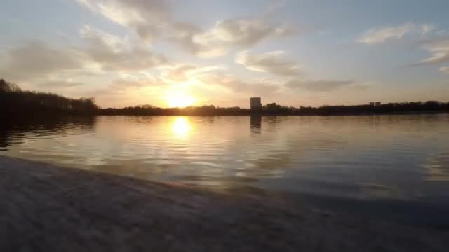 River Time-Lapse: Stock Video