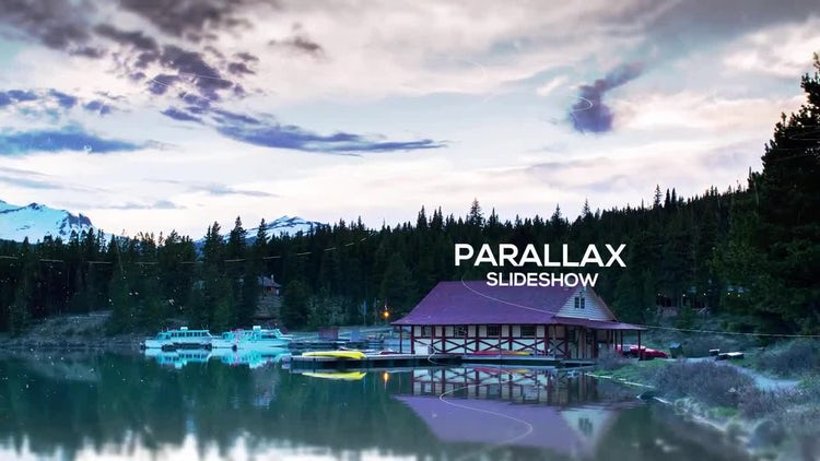 Epic Parallax v2: After Effects Templates