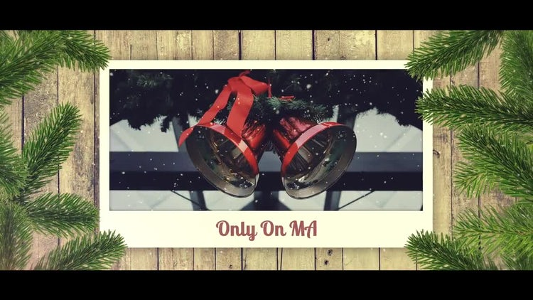 Fast Christmas Opener | Slideshow: After Effects Templates