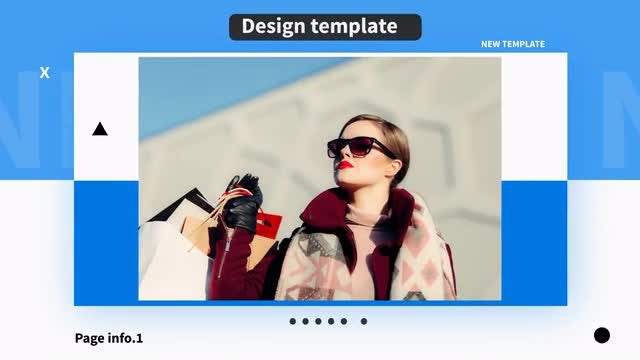 Clean Intro Opener: After Effects Templates