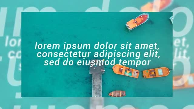 Light Slides: After Effects Templates