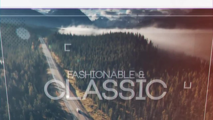 Modern Display Promo: After Effects Templates