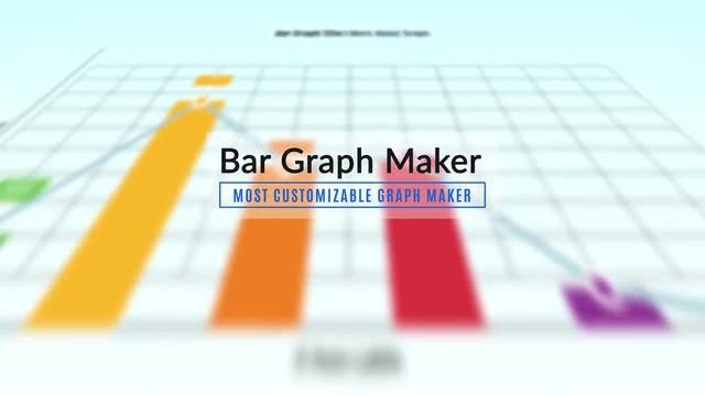 Bar Graph Maker: Motion Graphics Templates