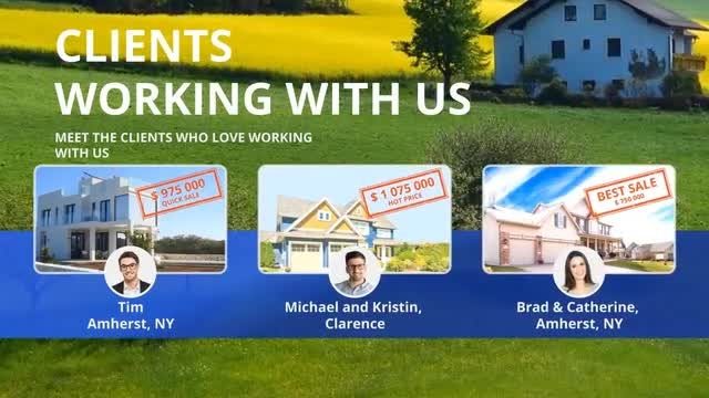 Real Estate Corporate: After Effects Templates