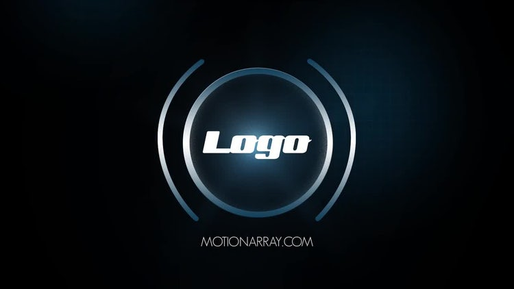 Logo Audio React: After Effects Templates