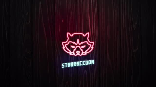 Neon Style Logo: After Effects Templates