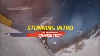 Extreme Action Promo: After Effects Templates