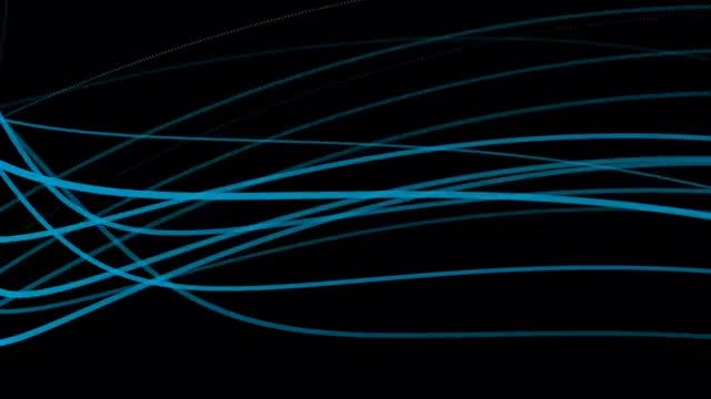 Digital Lines Dance Overlay Pack: Stock Motion Graphics