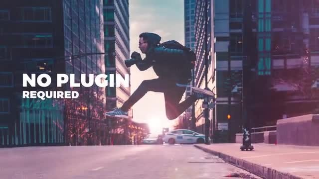 Fast Travel Intro: After Effects Templates