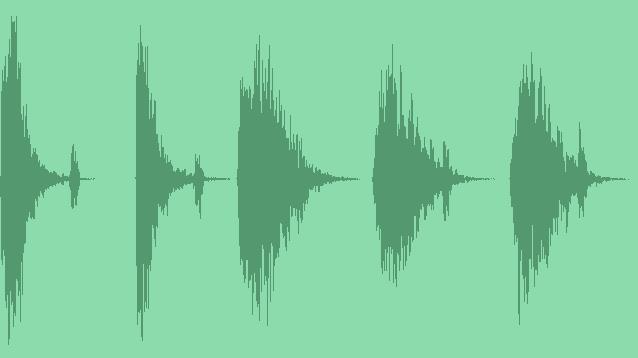 Game Drama Score Sound Pack: Sound Effects
