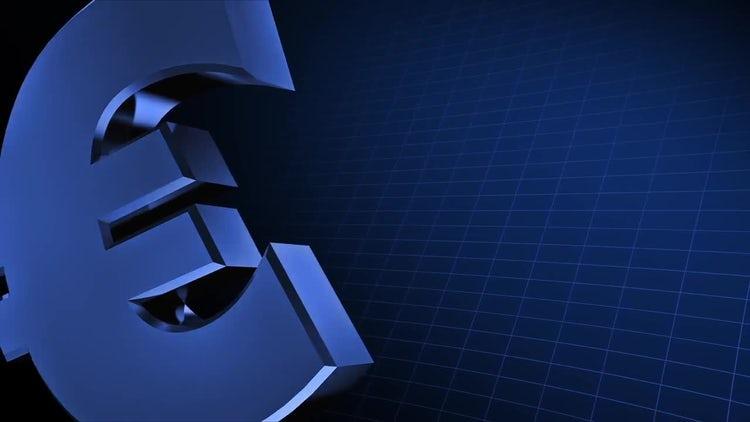 4K Money Sign 02: Motion Graphics