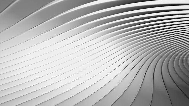 Smooth Waves Background Loop 02: Stock Motion Graphics