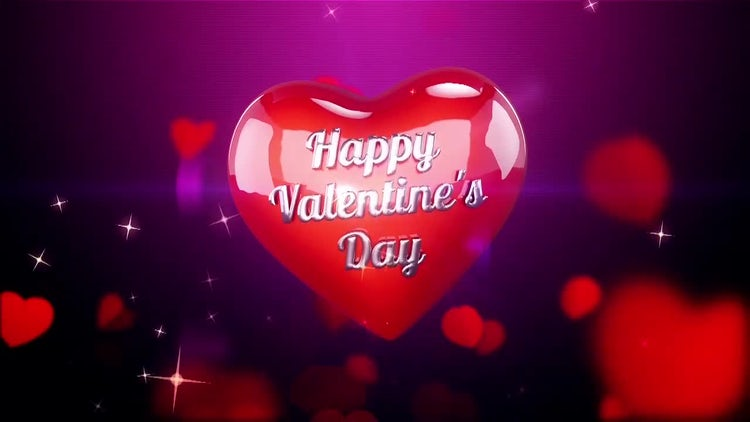 Valentines Day: Stock Motion Graphics