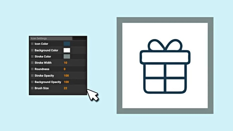 Business Icons - Animated Flat Icon Pack: After Effects Templates