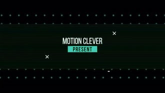 Glitch Promo : After Effects Templates