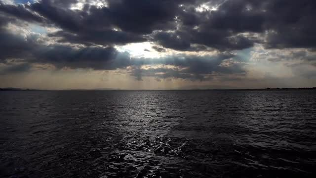 Dark Skies: Stock Video