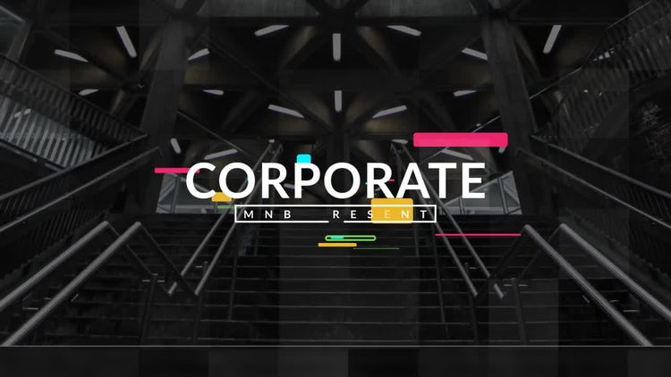 Corporate Opener Ver 02: After Effects Templates
