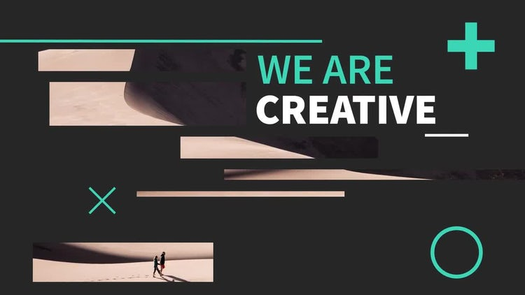 Titles Intro: After Effects Templates