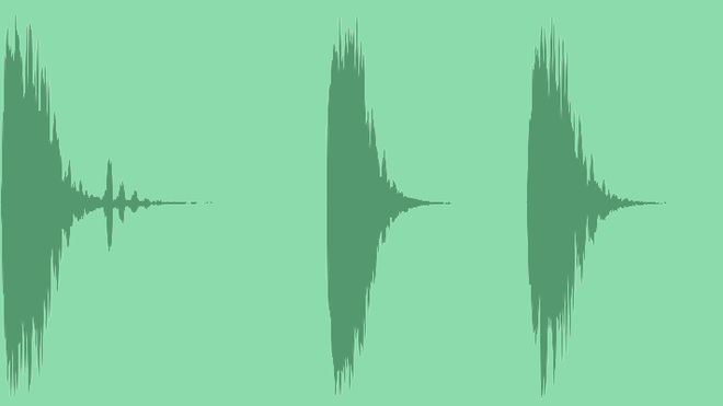 Pulse Hit: Sound Effects