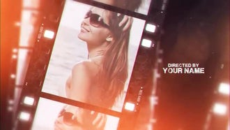 Film Reel Promo: After Effects Templates