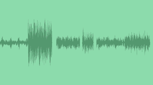 Infographic Background Texture Slow: Sound Effects