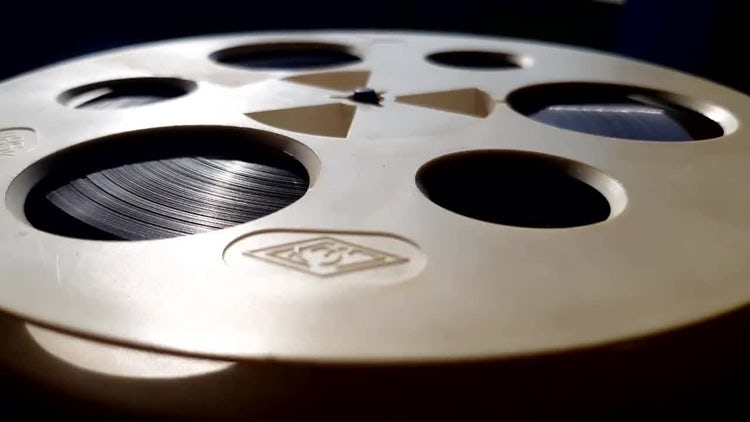 Reel To Reel Tape Recorder: Stock Video