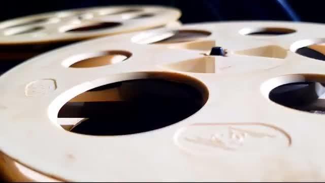 Magnetic Reel Tape: Stock Video