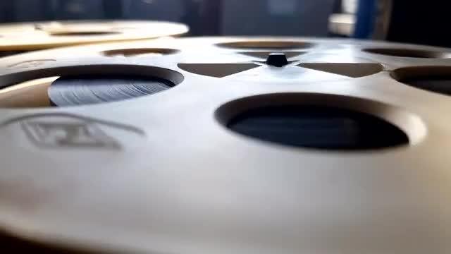 Reel Tape Recorder: Stock Video