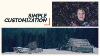 Modern Slideshow: After Effects Templates
