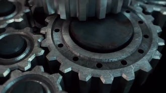 Epic Gears: Motion Graphics