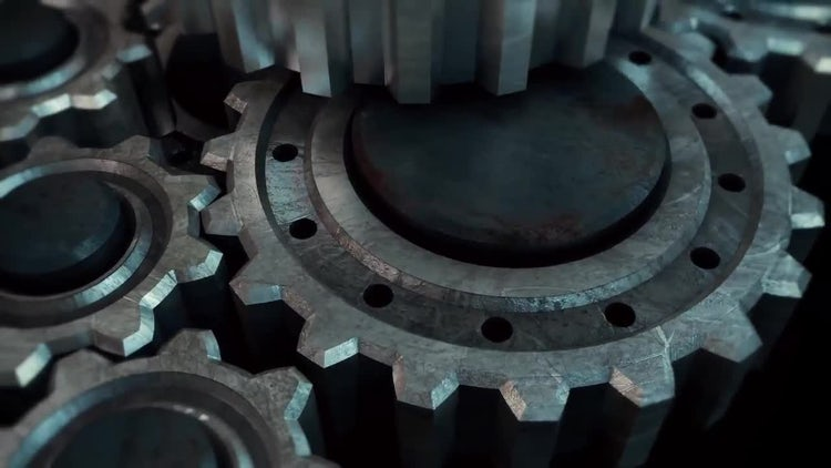 Epic Gears: Stock Motion Graphics