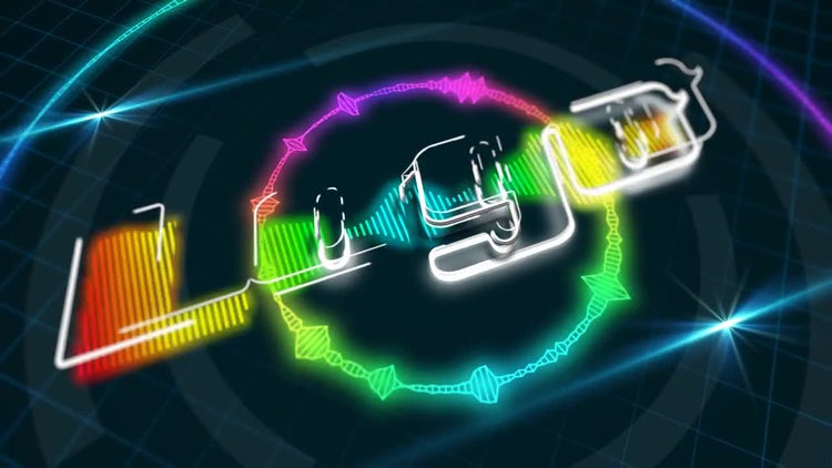 Audio Logo: After Effects Templates