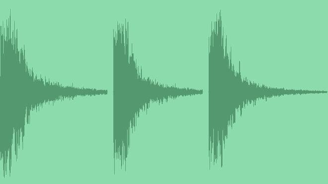 Suspense Hit: Sound Effects