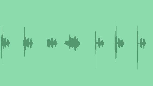 Futuristic High Tech Effects: Sound Effects