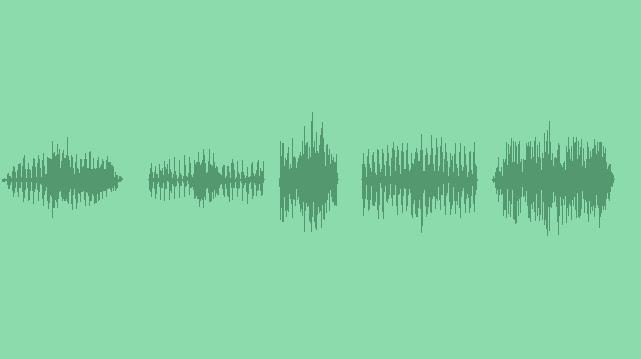 Futuristic Load: Sound Effects