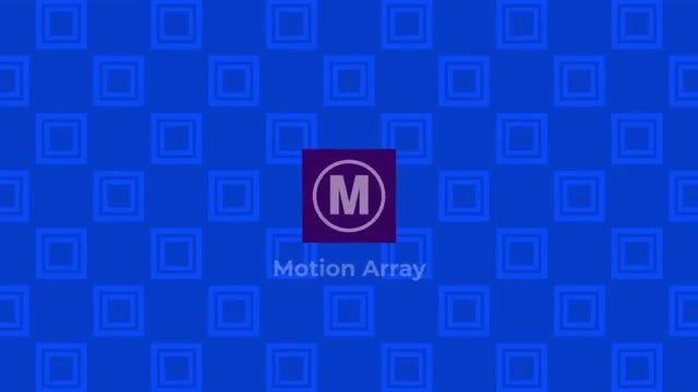 Geometric Flat Logo Animation: Premiere Pro Templates