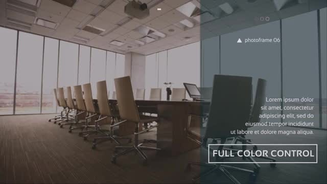 Elegant Corporate: After Effects Templates