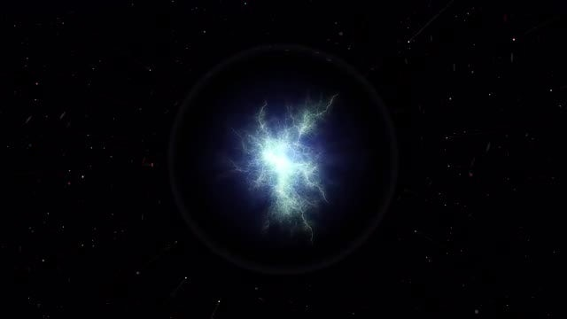 Plasma Energy 4K Background: Stock Motion Graphics