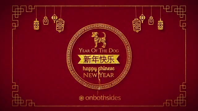 Chinese New Year Opener: After Effects Templates