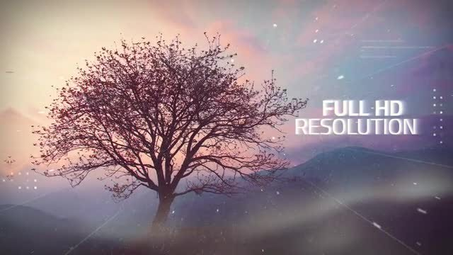 Misty Slideshow: After Effects Templates
