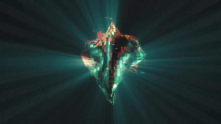 Magic Glowing Fabric: Stock Motion Graphics