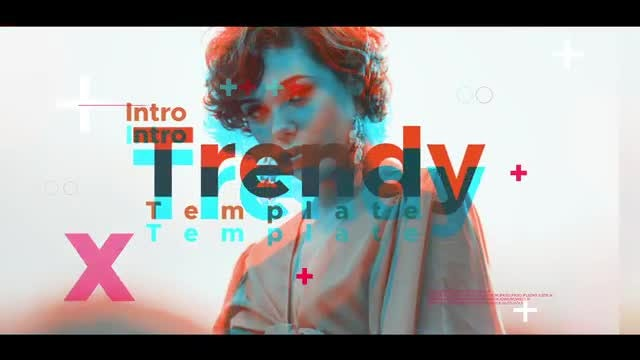 Abstract Modern Opener: After Effects Templates
