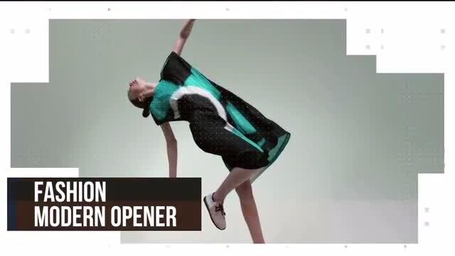 Fashion Modern Opener: Premiere Pro Templates
