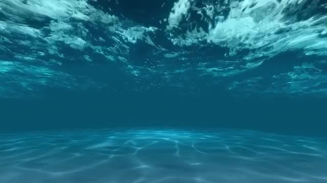 Underwater: Stock Motion Graphics