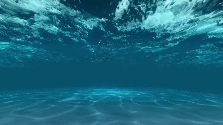 Underwater: Stock Motion Graphics